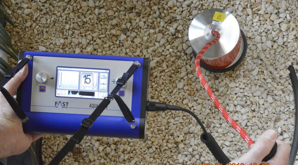 Detect83-Recherche de fuite et detection de reseaux-Detection electro acoustique-Bormes les Mimosas-Le Lavandou-La Londe-Hyeres