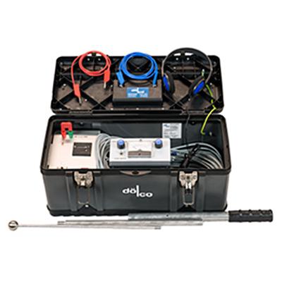 Detect83-Recherche de fuite et detection de reseaux- Détecteur électro acoustique DÖLCO FD3-Bormes les Mimosas-Le Lavandou-La Londe-Hyeres